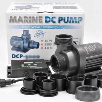 Jebao DCP 5000 Sine tech Silent Pump (855 to 1320 GPH)