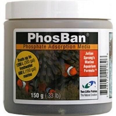 Two Little Fishies Phosban Media (150 grams)