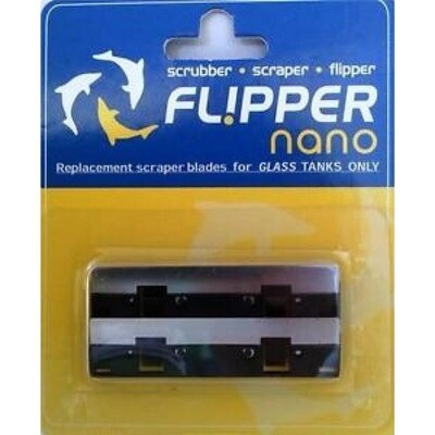 Flipper Nano Replacement Blades - 2 pack