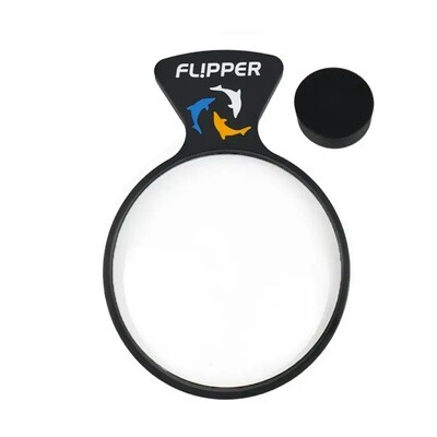 """Flipper Optical Grade Magnifying lens with 4"""""""