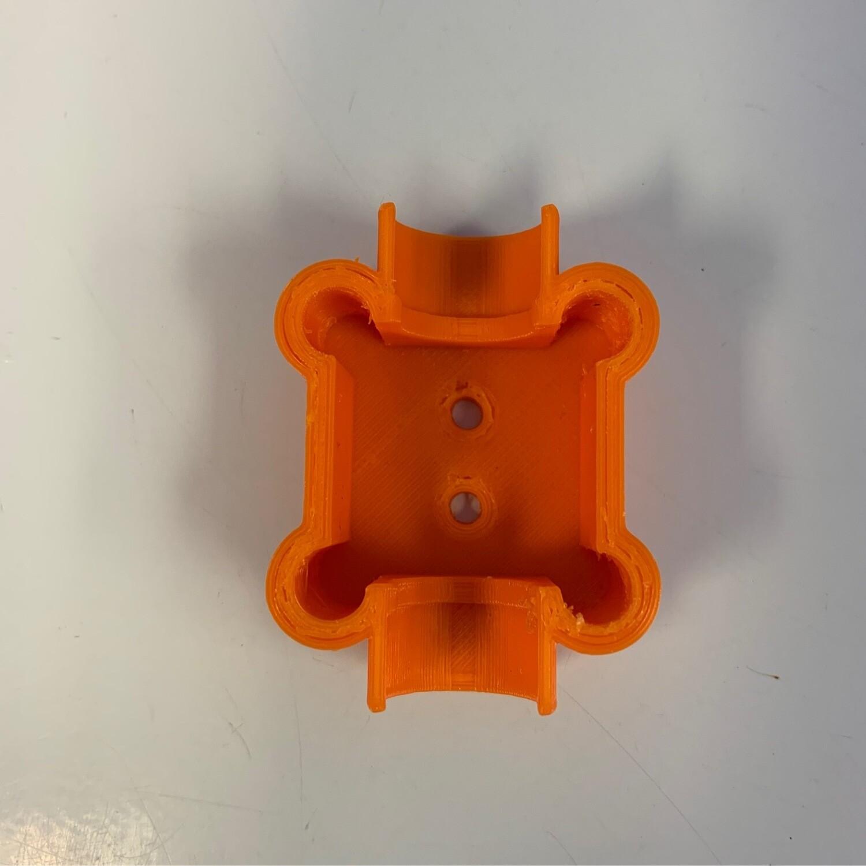 Solenoid mount bracket
