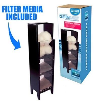 Innovative Marine Auqa Gadget CustomCaddy Media Basket w/media Desktop