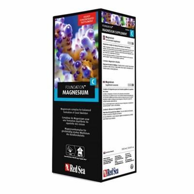 Red Sea Foundation Magnesium