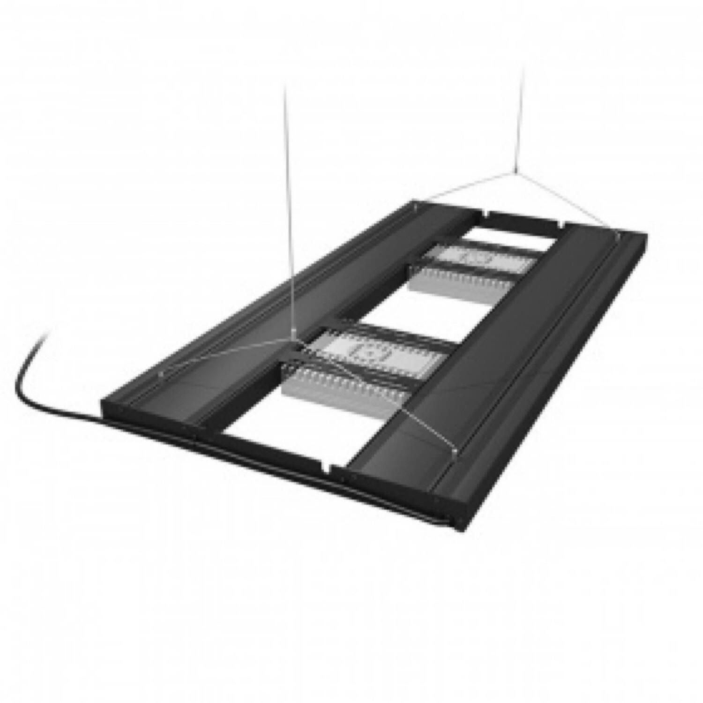 Aquatic Life T5HO Hybrid 4 Lamp Mounting Light Fixture