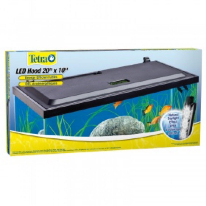 """Tetra LED Aquarium Hood 20"""""""