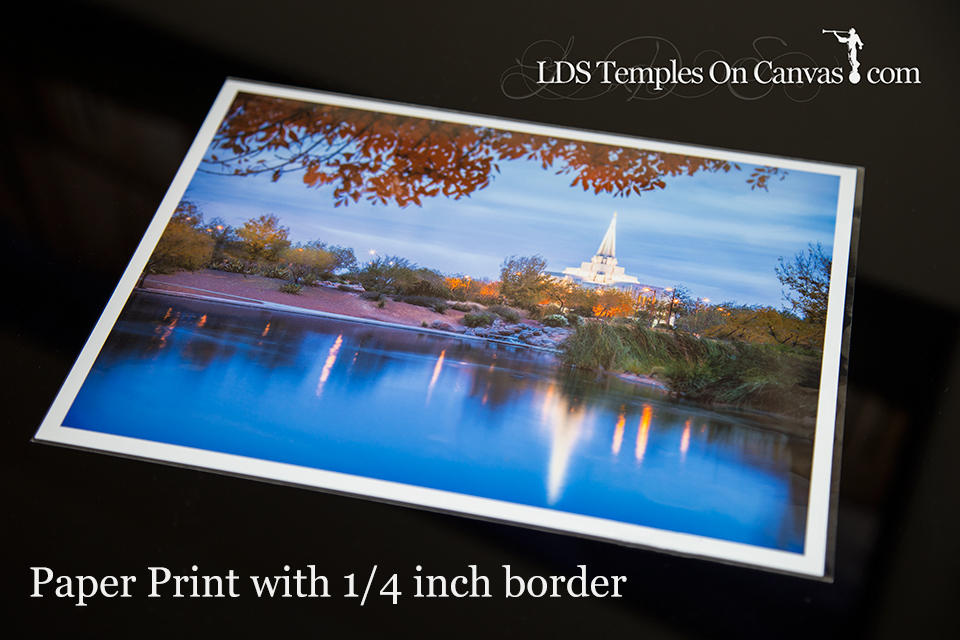 TEMPLE Canvas Print Framed Wall Art Picture Photo Image d-B-0324-b-m