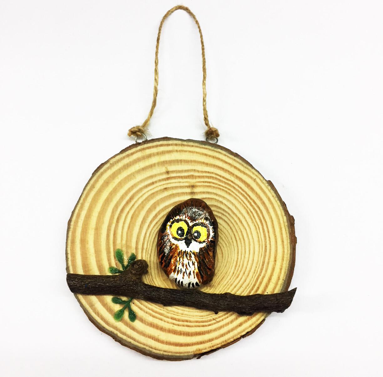 Owl Hanging