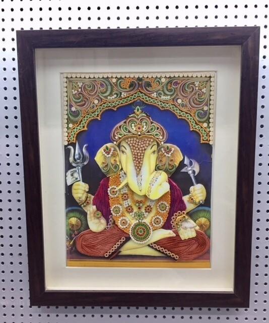 Lord Ganesh Frame