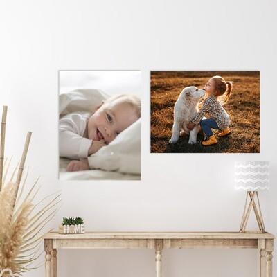 30x40 cm print på fotopapir