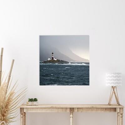 40x40 cm print på fotopapir
