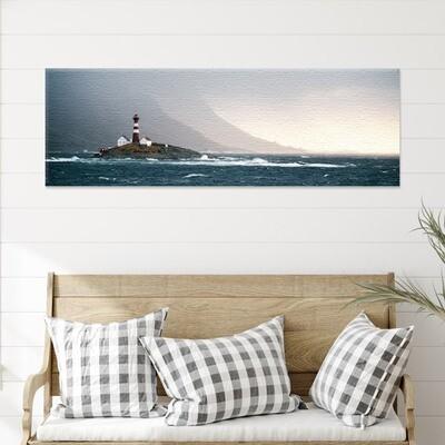 Fotolerret panorama 180x60 cm