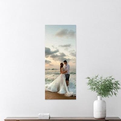 Fotolerret panorama 50x120 cm