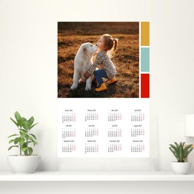 30x40 posterkalender