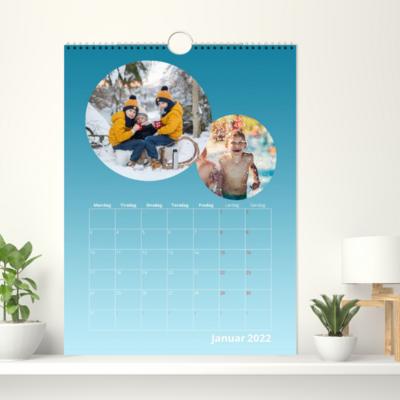 Fotokalender 30x40 cm