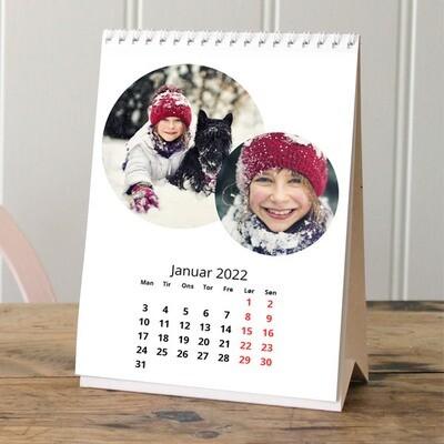 Bordkalender 15x20 cm
