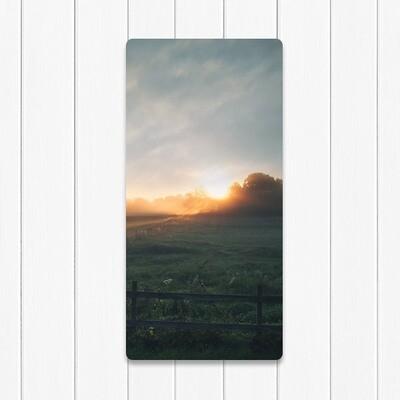 60x120cm print på aluplate