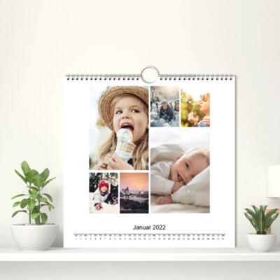 Fotokalender 30x30 cm