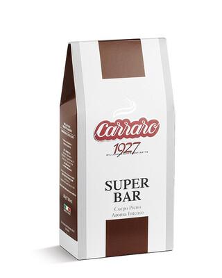 Carraro Super Bar Мелено еспресо 250 Гр.