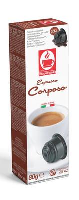 Corposo Caffitali espresso 10 пар.