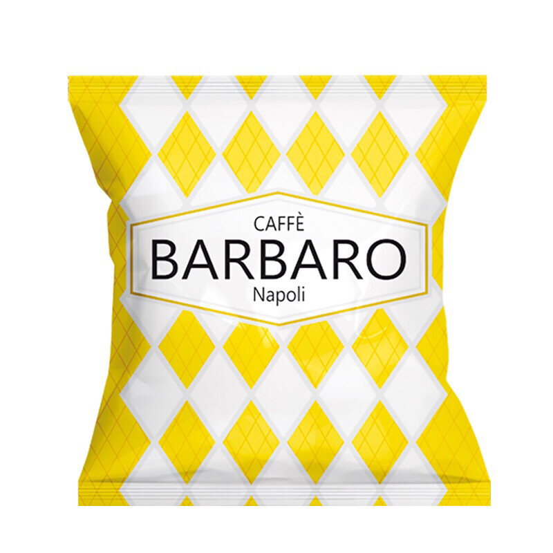 Barbaro Cafeitali  DELICATO Arabica espresso х 10 парчиња