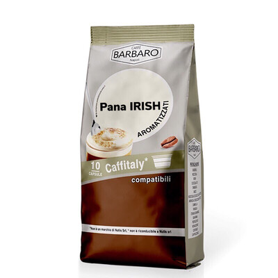Barbaro Cafeitali  IRISH Cappuccino/Latte 10 пар.