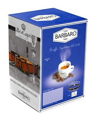 Barbaro Nespresso CREMOSO крaтко Ristreto espresso x150 парчиња (6.5 ден/парче)