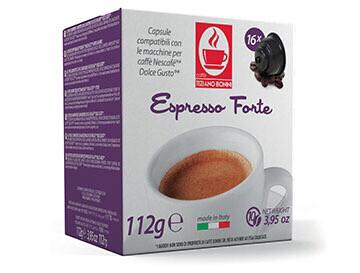 Bonini Dolce Gusto Forte espresso 16 пар