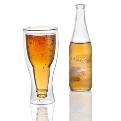Blue Nåmad double-wall Beer cup 540ml  х1 чаша