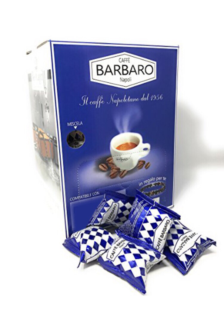 Barabro UNO Cremoso Espresso бокс од 100 капсули