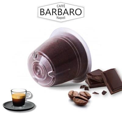 Barbaro Nespresso Ciocolatto Espresso со вкус на Чоколадо 5 парчиња