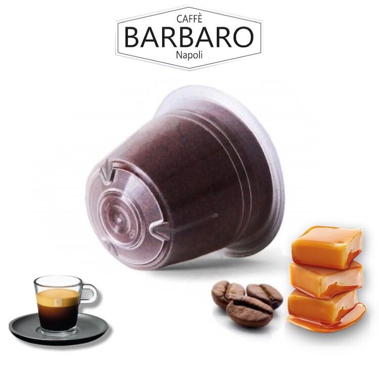 Barbaro Nespresso Caramello espresso со вкус на Карамела 5 парчиња