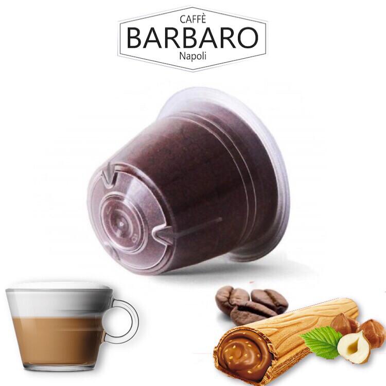 Barbaro Nespresso Nocciolino Macchiatto/Макијато 5 парчиња
