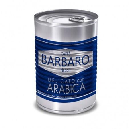 Barbaro Мелено Еспресо Арабика 100гр.