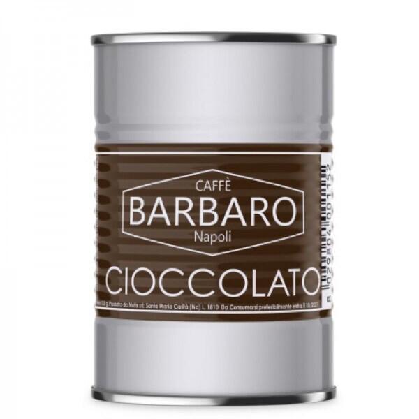 Barbaro Мелено Еспресо со вкус чоколадо  125 гр.