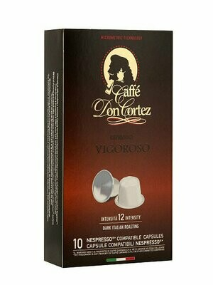 Don Cortez Nespresso Vigoroso 10 пар.