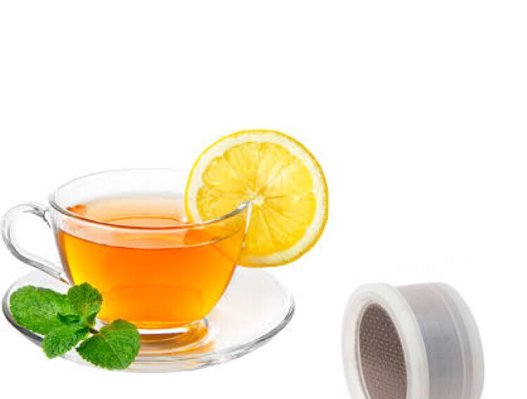 Bonini UNO Lemon Чај 10 Пар.