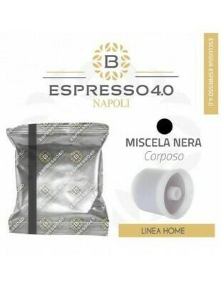 Barbaro for Illy Iperespresso Forte Corposo Nera x80 парчиња
