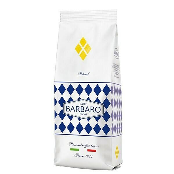 Barbaro SUPER ORO Gold 100% Arabica  espresso 1 кг Зрно