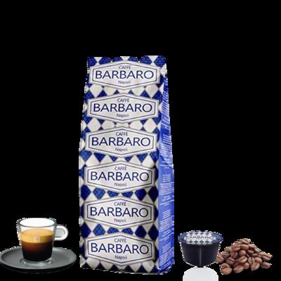 Barbaro  Dolce Gusto DELICATO 80% Arabica espresso 10 пар.