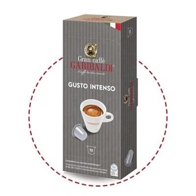 Garibaldi Nespresso Gusto Intenso 10 парчиња