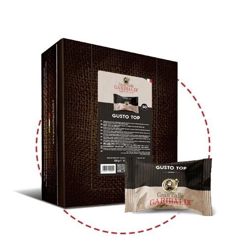 Garibaldi Espresso Point Gusto TOP x50 парчиња
