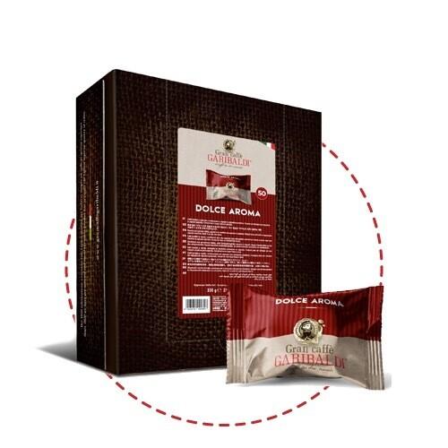 Garibaldi Espresso Point Dolce Aroma x50