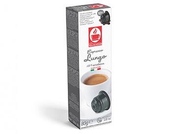 Bonini Cafftly Lungo 100% Arabica 10 парчиња