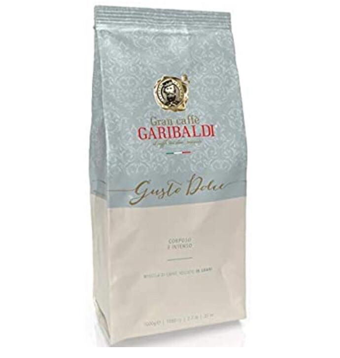 Garibaldi Espresso Зрно Gusto Dolce 1kg