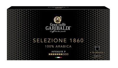Selezione 1860  100% Arabica х16 капсули