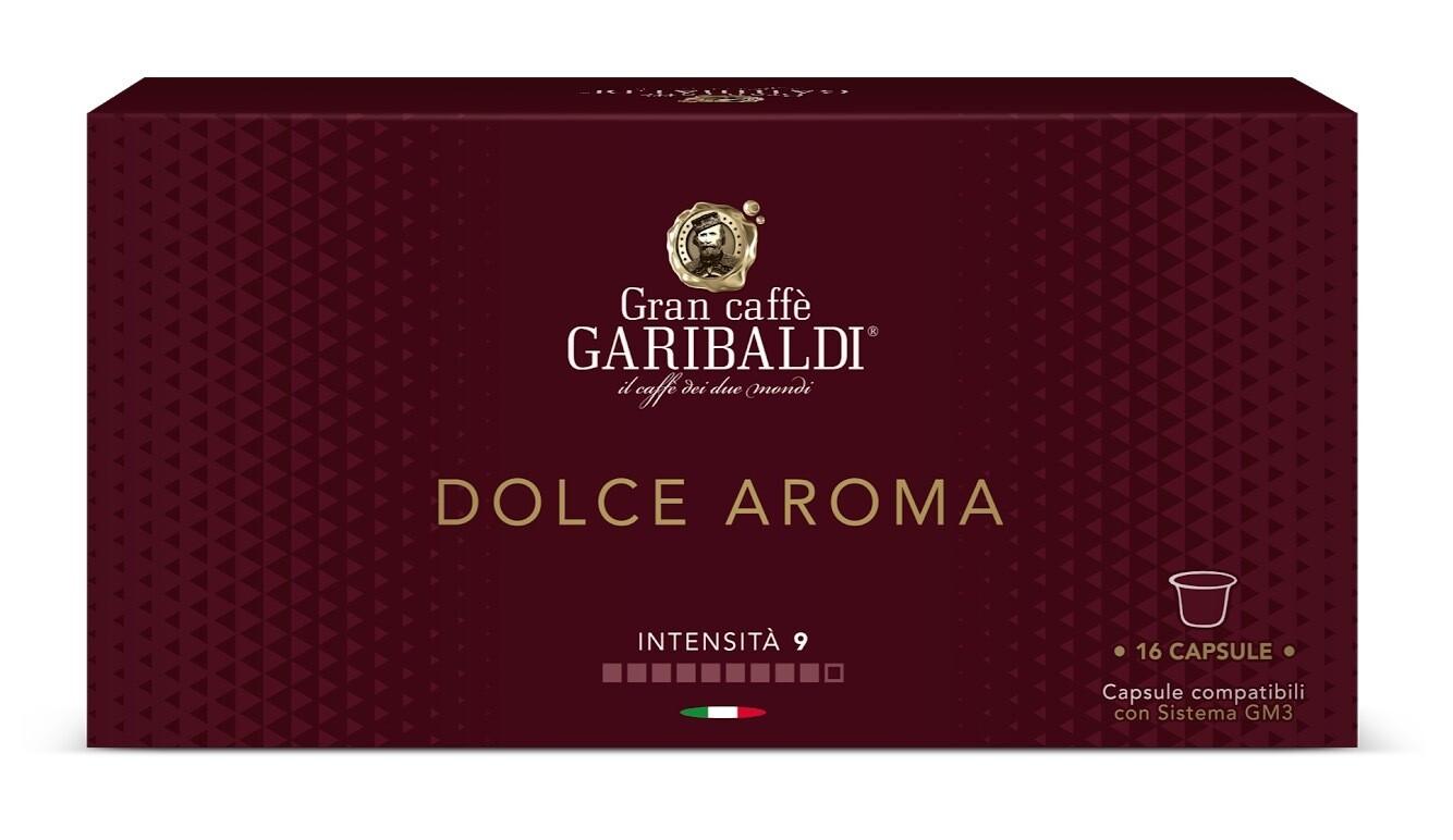 Garibaldi Dolce Aroma  x16 капсули