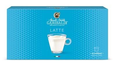 Garibaldi Latte  Млеко за Капучино/макијато  х16 капсули