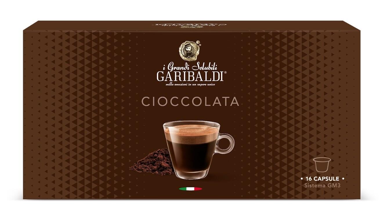 Garibaldi Hot Chocolate  Топло Чоколадо х16 капсули