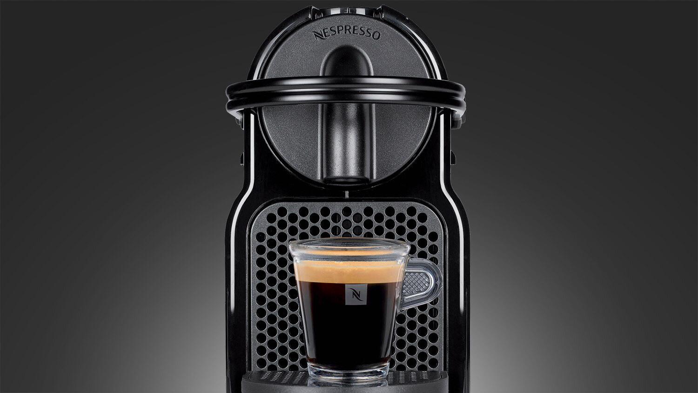 Nespresso Inissia со вклучени 200 капсули