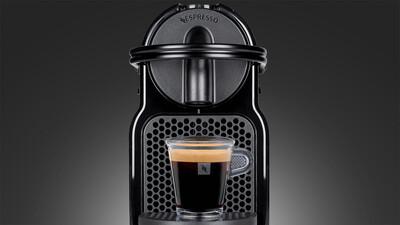 Nespresso Inissia со 300 Гратис Капсули